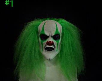 Chuckles Clown Mask