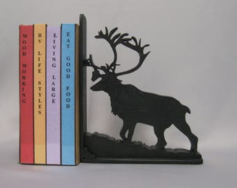 Caribou Bookend