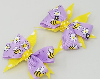 bows in pair