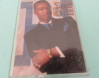 MC Hammer Please Hammer Don't Hurt 'Em Cassette Tape 1990 Free Shipping