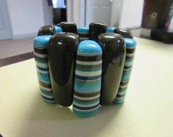 Awesome Lucite Bracelet