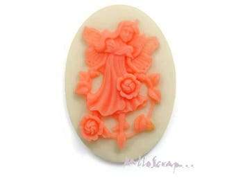 Cabochon resin embellishment scrapbooking cardmaking individually fairy *.