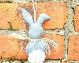 Handmade Cute Felt Easter Bunny Rabbit Animal Easter Gift