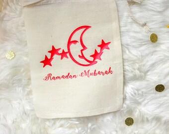 Ramadan / Eid gift bag, ramadan Mubarak favor bag, Eid bag, ramadan gifts, ramadan gift bag
