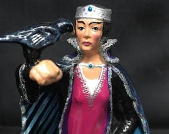 Handpainted Evil Queen