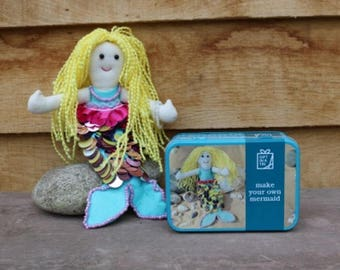 Make Your Own Mermaid by Apples To Pears -