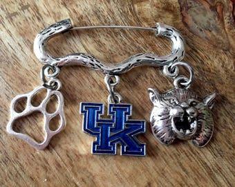 University of Kentucky Brooch