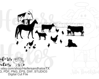 Cow face svg for cricut silhouette decals yeti cup