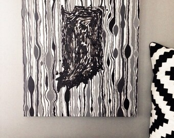 Abstract State Painting