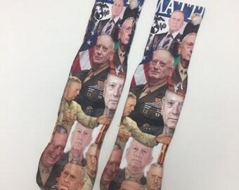 General Mattis Socks