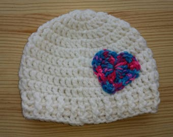 Valentine's day hat