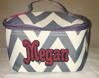 Cheerleaders, Cheerleading gifts,Dance gifts,personalized cosmetic bag,Cheer nationals,Florida Cheer events,Varsity/JV Cheer gifts, Coaches