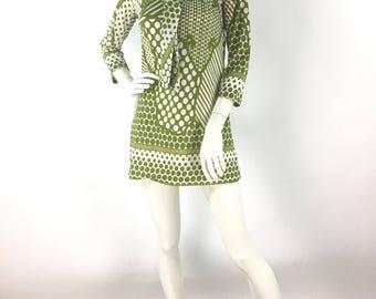 Vintage swing dress 1960's-1970's
