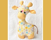 Gerald the Giraffe Sewing...
