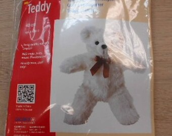 1 plush teddy bear stuffing size 40 cm