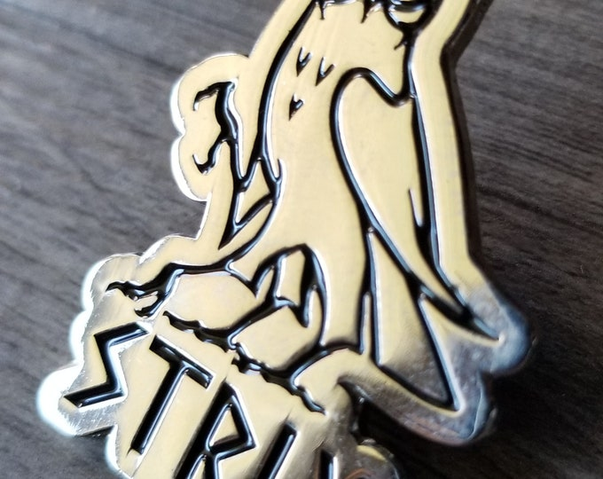 Strix Logo Enamel Pin