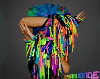 Neon Dance Cuffs
