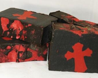 Vampire Handmade Soap