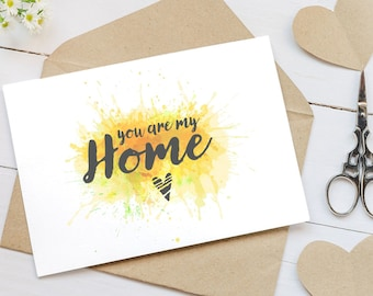 New home cards print free at blue mountain