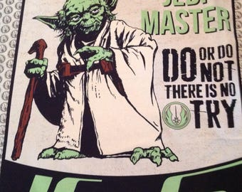 Yoda quilt