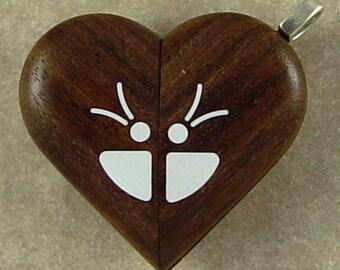 Illusionist locket etsy illusionist locket 4220 thin magic butterfly pendant by illusion lockets aloadofball Image collections