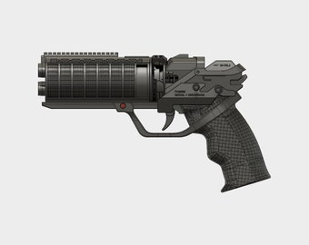 Blade Runner 2049 - Officer K's blaster KIT