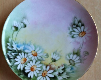 Bavaria China Daisies Dish
