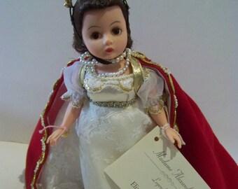 Dutchess Eliza ( Doolittle) Madame Alexander 10 in doll mint