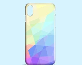 Spectrum phone case / iPhone X, Bright iPhone 8 case, rainbow iPhone 7 case, iPhone 7 Plus, iPhone 6s, iPhone 5S, SE, Samsung Galaxy S6, S5