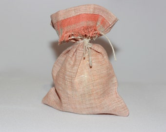 Pure Linen Gift Bags