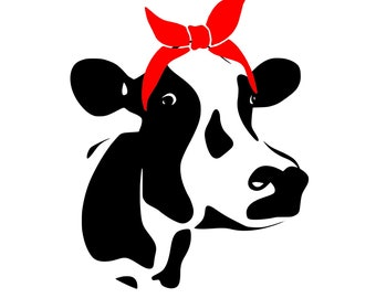 Cow Svg Etsy