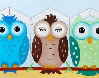 OWLY HUTS