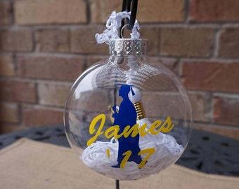 Graduation Gift Ornament to Hold Tassel