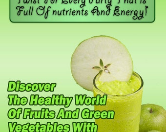 Green Smoothie Information and Recipe ebook