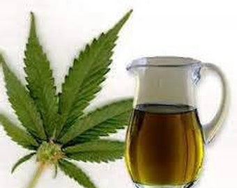 Hemp Seed Oil Organic Unrefined