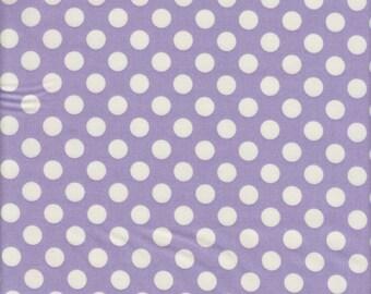 Makower UK Polka Dot in Violet - Half Yard