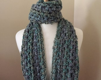 Chunky Cowl-Chunky Crochet Cowl-Infinity Scarf-Circle Scarf