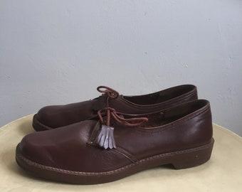 1940s lace up shoes