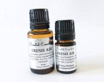 Fresh Air Essential Oil Blend