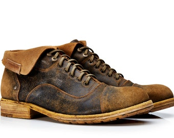 Tzopilotl Ankle Boot