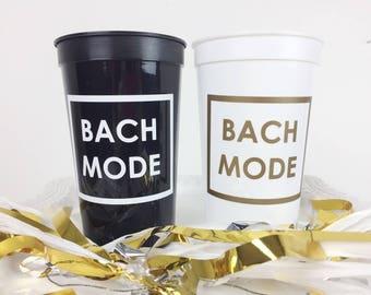 Bachelorette Party Cups, Bachelorette Party, Party Cups, Bach Mode, Plastic Cups, Plastic Party Cup, Bachelorette, Party, Cup, Plastic
