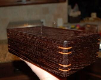 Custom Wooden Boxes - Any Wood, Any Finish