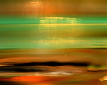 Untitled XXVIII - Abstract Landscape.  Hahnemuhle Fine Art Pearl. Giclee