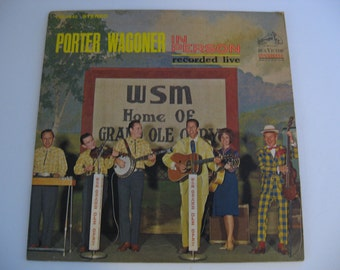 Rare! -  Porter Wagoner & Norma Jean - In Person Live - Circa 1964