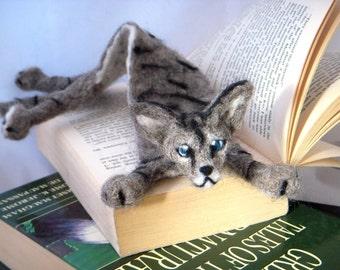 Splat bookmark  -  your cat as a Custom  Cat bookmark