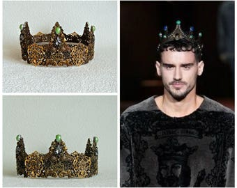 Men's Crown   - Imperial