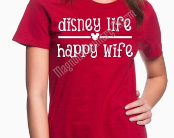 CUSTOMIZABLE Wife Ladies tshirt
