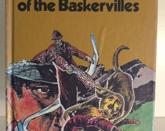 1977 The Hound of the Baskervilles by Sir Arthur Conan Doyle