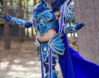 Tarecgosa World of Warcraft cosplay