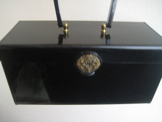 Gorgeous Lucite Box Bag by Wilardy